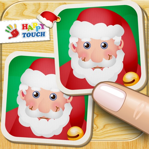Christmas Match it for kids (by Happy Touch) iOS App