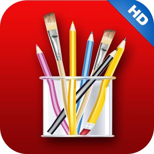 Artistic Sketch Board - Universal Edition iOS App