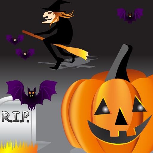 Halloween Card Match Free iOS App