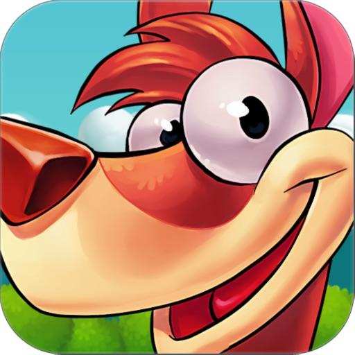 抓狂袋鼠:Crazy Kangaroo【重力跳酷】