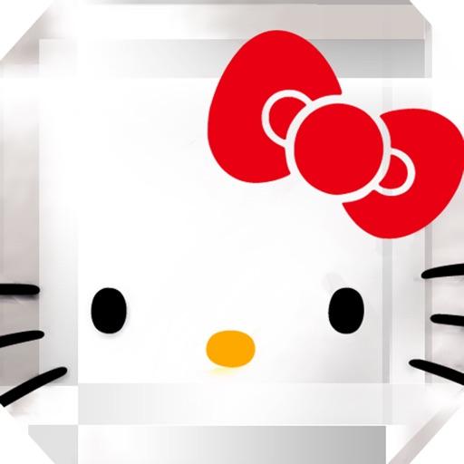 Hello Kitty宝石方块