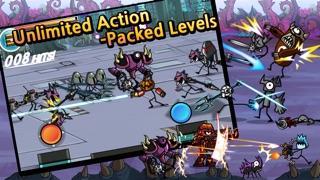 Screenshots of Cartoon Wars: Blade for iPhone