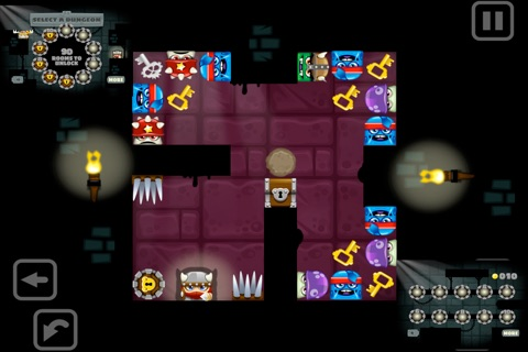 Angry Temple :Clash of Vikings screenshot 3