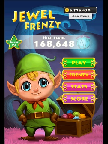 Screenshot #5 for Jewel Frenzy