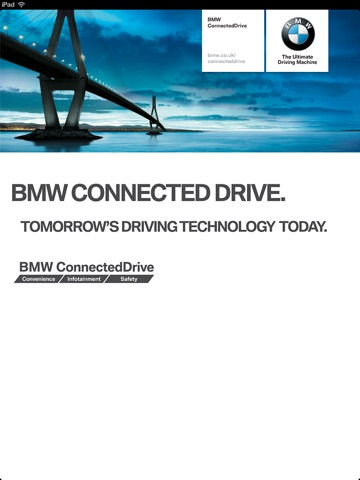 explore bmw connecteddrive app store. Black Bedroom Furniture Sets. Home Design Ideas