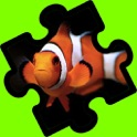 Aquarium Jigsaw Puzzles – For your iPhone and iPod Touch! icon
