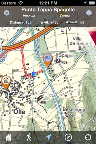 Screenshot of Ippovia Trentino Orientale4
