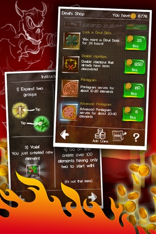Screenshots of Doodle Devil™ F2P for iPhone