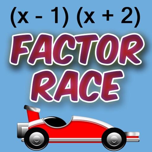 Factor Race (Algebra) iOS App