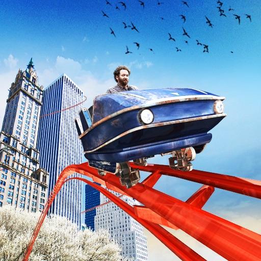 极限城市过山车-Rollercoaster Extreme HD