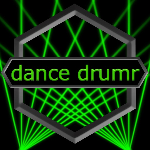 Dance Drumr: The drum kit with hexagonal drums iOS App