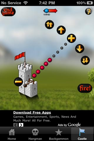 Screenshots of Cool Games - Free Games You Can Play Right Now! for iPhone