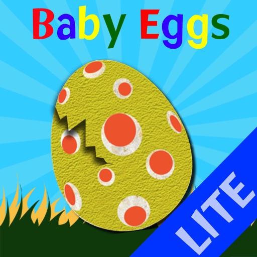 Baby Eggs Lite - Peekaboo Play & Learn iOS App