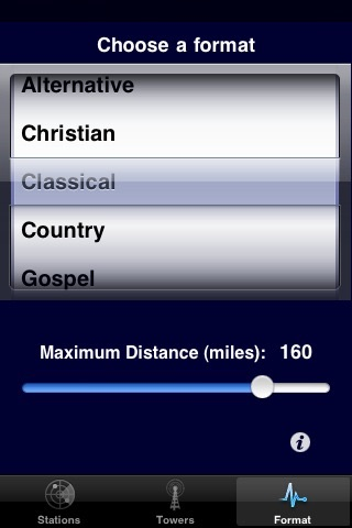 Radio Radar screenshot 3