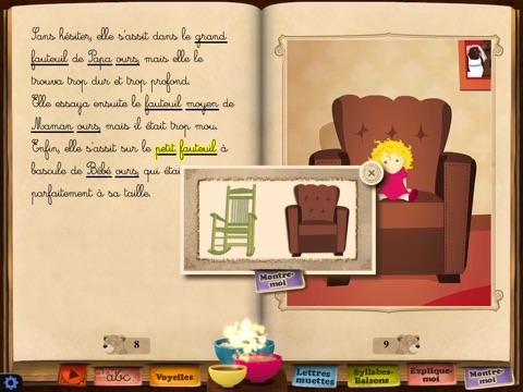Capture d'écran iPad 4