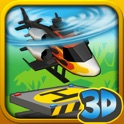 Paper Glider Crazy Copter 3D icon