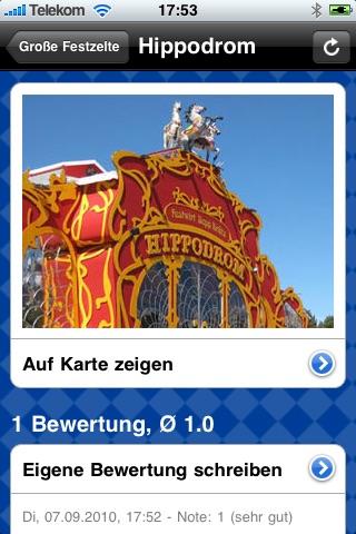 Wies'nApp screenshot 2