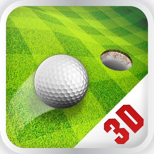 Golf Putt Pro 3D【模拟高尔夫推杆】