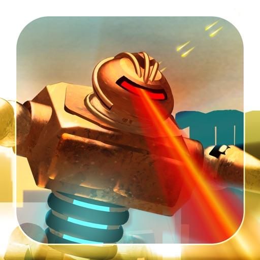 机器人大破坏:Robot Rampage【场景射击】