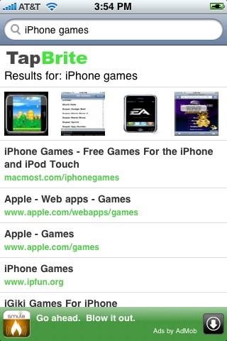TapBrite screenshot 4