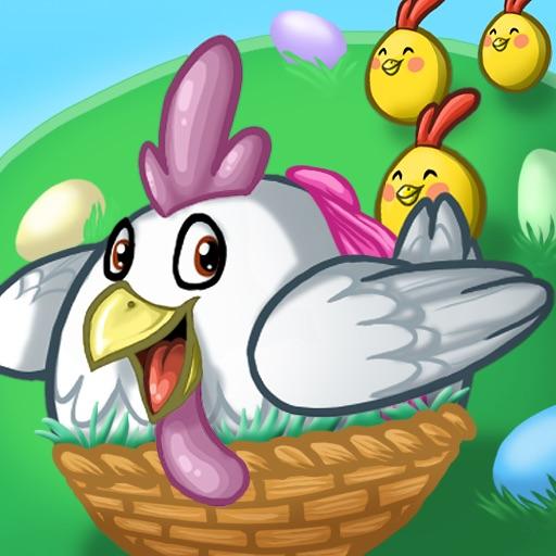 母鸡找小鸡:Chicken Rescue【休闲益智】