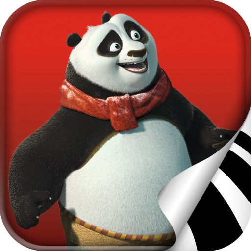 Kung Fu Panda Holiday Storybook