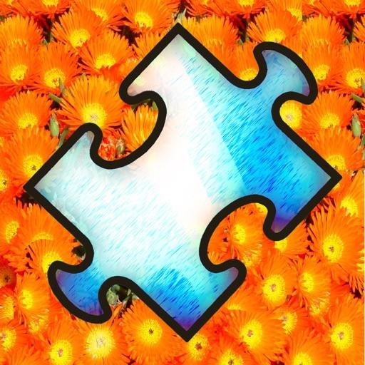 Flower Jigsaw Puzzles