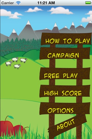 Ultra Sheep screenshot 2