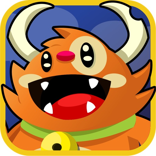 Monster Rush - A Fun Run And Jump Game For Boys And Girls PRO iOS App