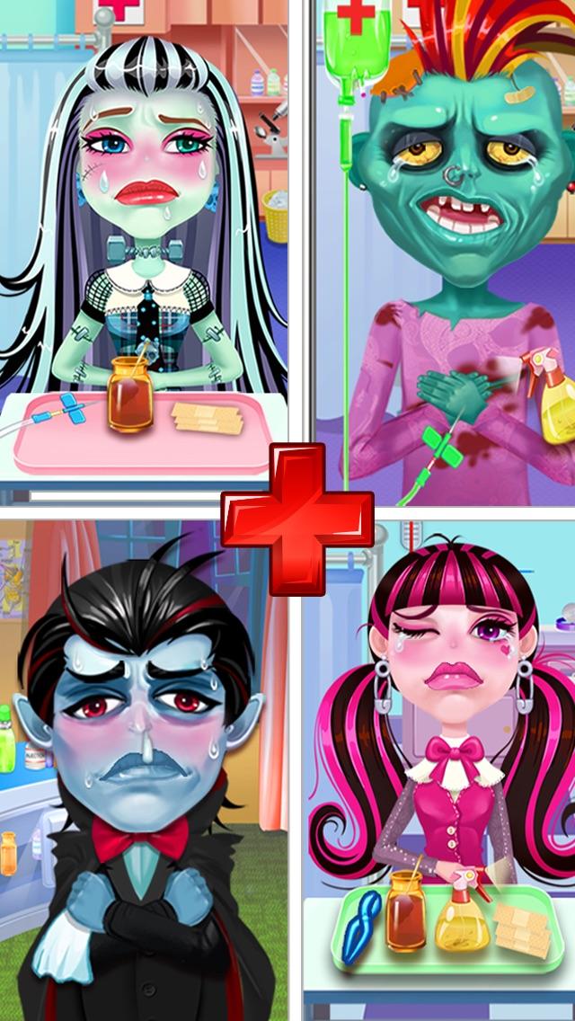 download Juego Médico Monstruo 2 - GRATIS para los niños, las niñas y chicas apps 2