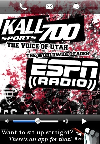 KALL 700 AM screenshot 1