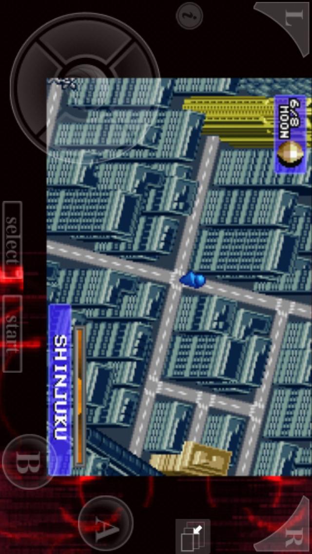 真・女神転生 screenshot1