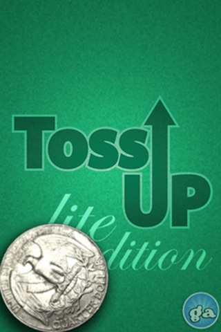 Toss-Up FREE - 3D Coin Flipping screenshot 1