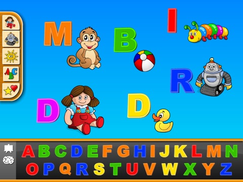 Abby Monkey - Magnetic Toys screenshot 1