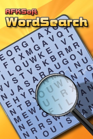 WordSearch Puzzle screenshot1