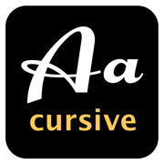 Cursive Font Kit