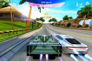 Screenshots of Asphalt 6: Adrenaline for iPhone