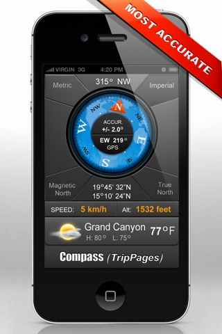 Compass (TripPages) Скриншоты3