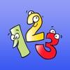 Zahlen & Zählen lernen - Kinder-Spiel