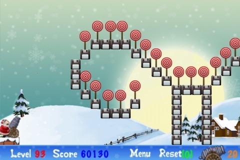 Bounce Bullet Xmas Edition screenshot 4