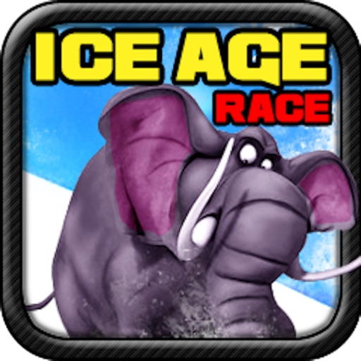 Ice Age Race (3D Kids Racing Game / Games) iOS App