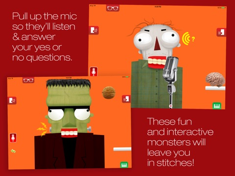 Singing monster nutcracker feat frankenstein dracula wolfman frankenstein and dracula dont usually come to mind when you hear the word nutcracker singing monster nutcracker an ipad app will prove that nutcrackers fandeluxe Choice Image
