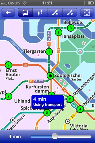 Berlin Metro by Zuti screenshot 4