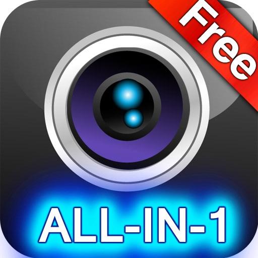 多合一超级相机:Super Camera Free: ALL-IN-1