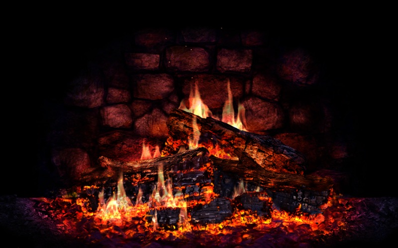 Fireplace 3D Lite on the Mac App Store