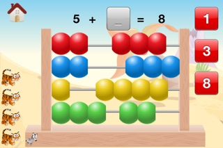 First Math Abacus - Preschool & First Grade Practice-3