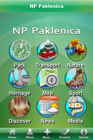 NP Paklenica - Official Travel Guide screenshot 1