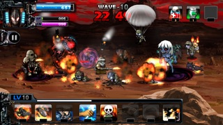 Screenshot #6 for ARMY VS ZOMBIE