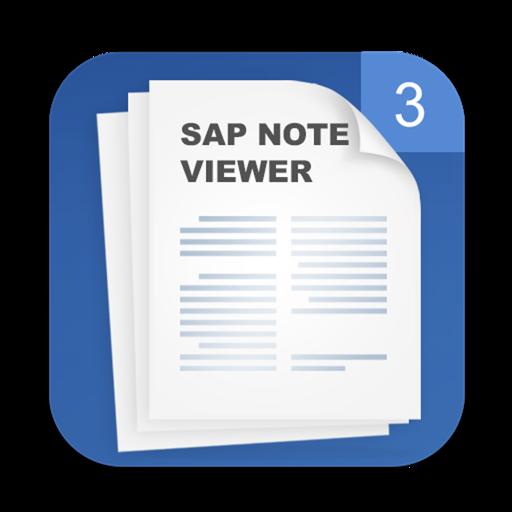 SAP Note Viewer