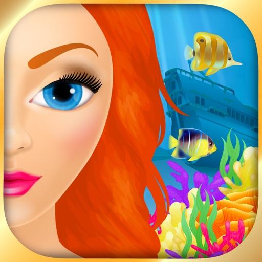 Mermaid Princess Makeover iOS App